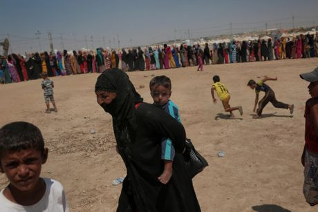 Bong toi cua Isis: Buc anh tu mien Bac Iraq - Anh 13