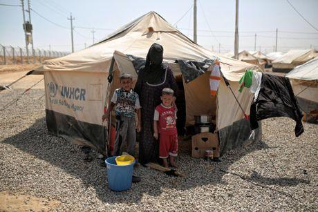 Bong toi cua Isis: Buc anh tu mien Bac Iraq - Anh 15
