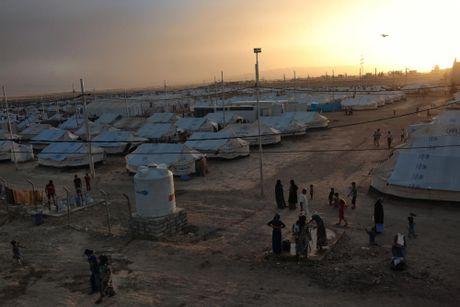 Bong toi cua Isis: Buc anh tu mien Bac Iraq - Anh 16