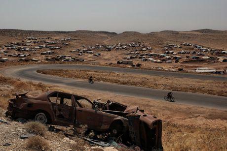 Bong toi cua Isis: Buc anh tu mien Bac Iraq - Anh 1