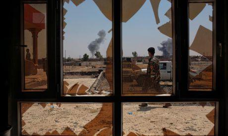 Bong toi cua Isis: Buc anh tu mien Bac Iraq - Anh 2