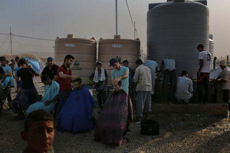 Bong toi cua Isis: Buc anh tu mien Bac Iraq - Anh 4