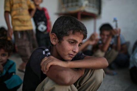 Bong toi cua Isis: Buc anh tu mien Bac Iraq - Anh 7