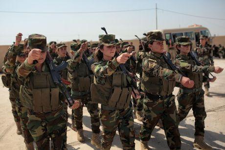 Bong toi cua Isis: Buc anh tu mien Bac Iraq - Anh 9