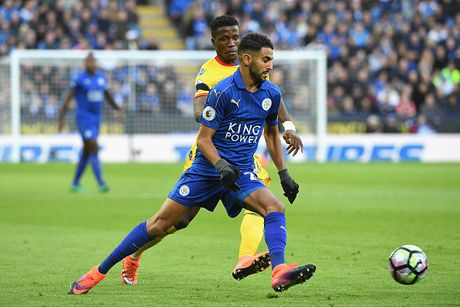 Thang de Crystal Palace, Leicester tam thoat vung lay - Anh 6