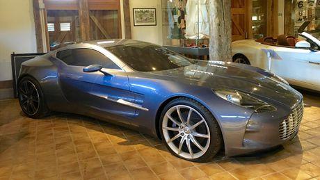 Kho bau 'bi mat' cua Aston Martin - Anh 3