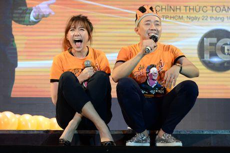 Tran Thanh: 'Toi va Hari Won that su hanh phuc' - Anh 1