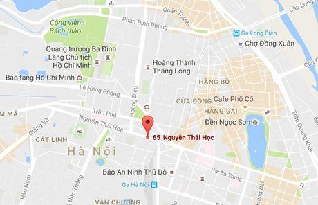 Chay phong tranh duoi nha nghe si Chieu Xuan - Anh 2