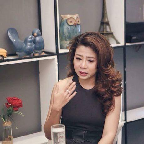 Mai Phuong ke thoi gian mang bau tung thieu va dam nuoc mat - Anh 1