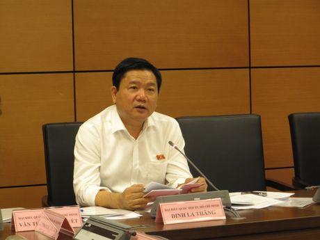Bi thu Thang: Chuong trinh chong ngap 97.000 ty... chua biet trong vao dau - Anh 1