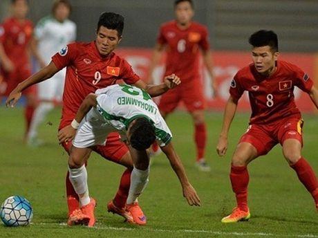 U19 Viet Nam nhu the ma lai hay - Anh 1