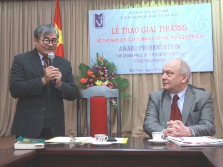 Nha tho Nguyen Duy voi cuoc choi cua ban tam giao tai Sai Gon - Anh 2