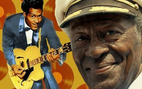 Huyen thoai rock Chuck Berry tron 90 tuoi: Than tuong cua Beatles, Rolling Stones - Anh 1