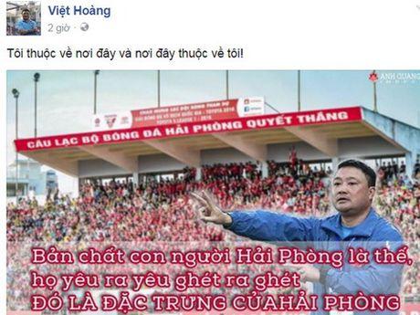 Viet Hoang o lai Hai Phong toi het nam 2019 - Anh 1