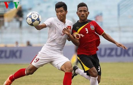 Doi hinh du kien giup U19 Viet Nam gianh ve du World Cup U20 - Anh 11