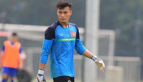 Doi hinh du kien giup U19 Viet Nam gianh ve du World Cup U20 - Anh 1