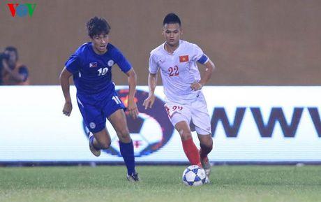 Doi hinh du kien giup U19 Viet Nam gianh ve du World Cup U20 - Anh 2