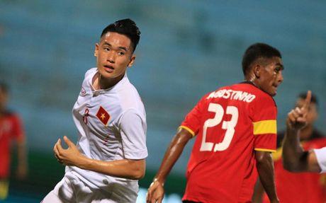 Doi hinh du kien giup U19 Viet Nam gianh ve du World Cup U20 - Anh 3