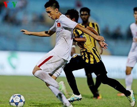 Doi hinh du kien giup U19 Viet Nam gianh ve du World Cup U20 - Anh 4