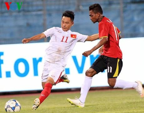 Doi hinh du kien giup U19 Viet Nam gianh ve du World Cup U20 - Anh 8