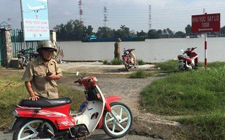 Thi the nam gioi toc vang troi tren song Sai Gon - Anh 1