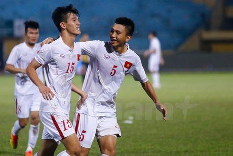 Xem truc tiep tran dau tu ket U19 Bahrain - U19 Viet Nam - Anh 1