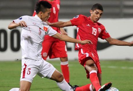 Ha U19 Bahrain, doi tuyen U19 Viet Nam gianh ve du World Cup - Anh 1