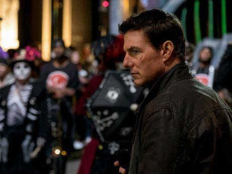 Tom Cruise 'khong quay dau,' xep thu hai phong ve Bac My - Anh 1