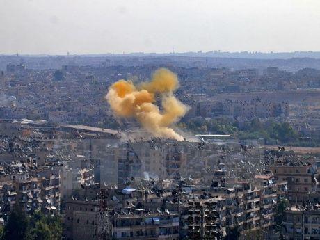 Nga tuyen bo khong xem xet lenh ngung ban nhan dao moi tai Syria - Anh 1