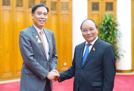 Thu tuong muon nhan rong mo hinh 'lang than ky' Nhat Ban tai Viet Nam - Anh 1