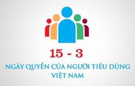 To chuc Ngay Quyen cua nguoi tieu dung Viet Nam 2017 - Anh 1