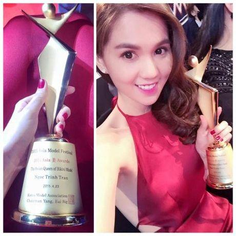 Miss World Korea, chieu tro lang-xe cua Khac Tiep - Anh 5