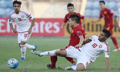 Cap nhat ket qua U19 Viet Nam vs U19 Bahrain - Anh 1
