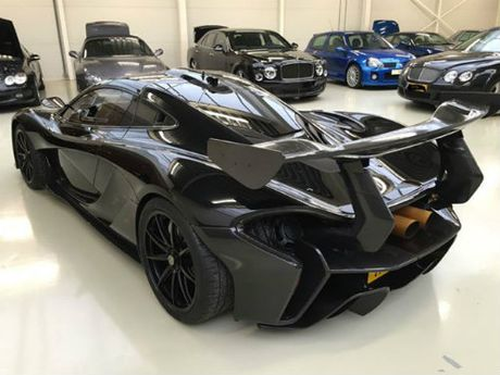 Chi tiet McLaren P1 GTR gia chat 97 ty dong - Anh 2