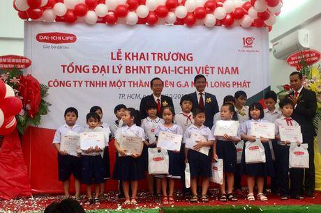 Dai-ichi Life Viet Nam tiep tuc mo rong mang luoi kinh doanh tai TP.HCM - Anh 1