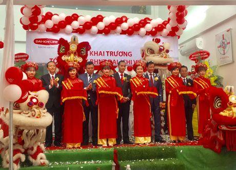 Dai-ichi Life Viet Nam tiep tuc mo rong mang luoi kinh doanh tai TP.HCM - Anh 2