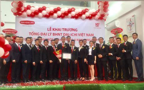 Dai-ichi Life Viet Nam tiep tuc mo rong mang luoi kinh doanh tai TP.HCM - Anh 3