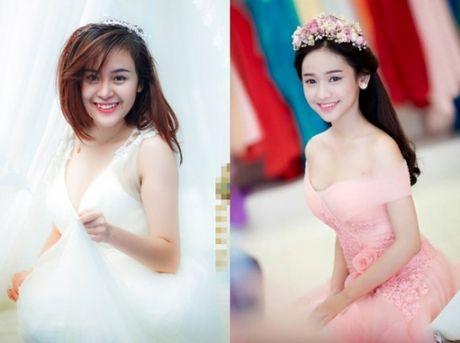 Thuy Vi cong khai 'so ke' vong mot 'khung' voi Ba Tung - Anh 10