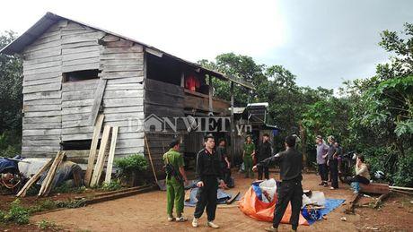 Hien truong vu no sung khien 19 nguoi thuong vong o Dak Nong - Anh 2