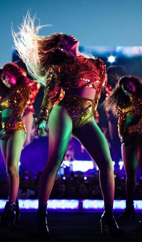 Beyonce va nhung bo do dot chay moi anh nhin - Anh 12