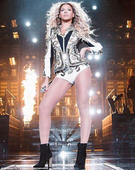 Beyonce va nhung bo do dot chay moi anh nhin - Anh 13