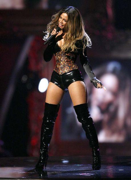 Beyonce va nhung bo do dot chay moi anh nhin - Anh 19