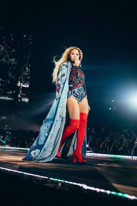 Beyonce va nhung bo do dot chay moi anh nhin - Anh 5