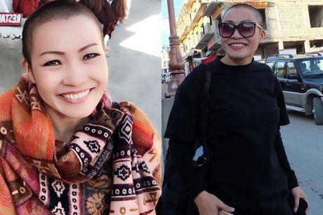 Ngo ngang hinh anh cua Phuong Thanh tu 'bui phui' den 'thay tu' - Anh 10