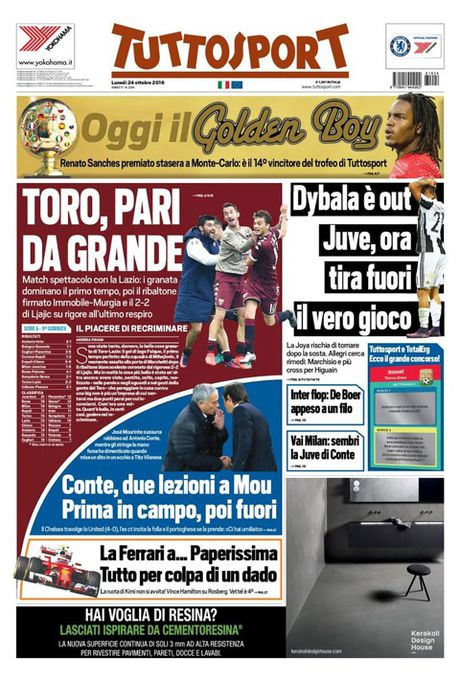 Vuot qua Dembele va Rashford, Renato Sanches doat Golden Boy 2016 - Anh 3