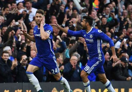 Chelsea bop nghet Man Utd tu 'dau chi cuoi' - Anh 1