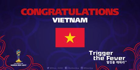 FIFA nga mu truoc ky tich World Cup cua U19 Viet Nam - Anh 1