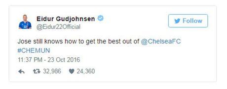 'Man Utd tham bai vi Mourinho van con yeu Chelsea' - Anh 1