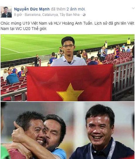 Ngap tran loi chuc mung U19 Viet Nam tham du VCK U20 the gioi - Anh 4