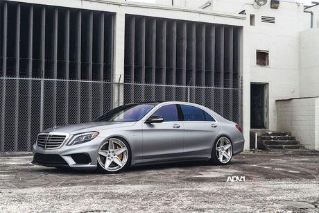 Mercedes-AMG S63 'sieu dang cap' voi mam do ADV.1 - Anh 5